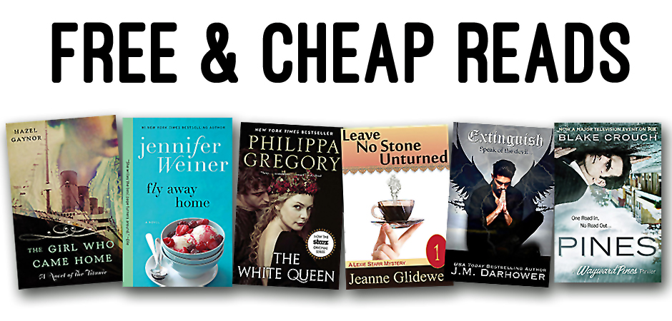 Free & Cheap Reads 51315