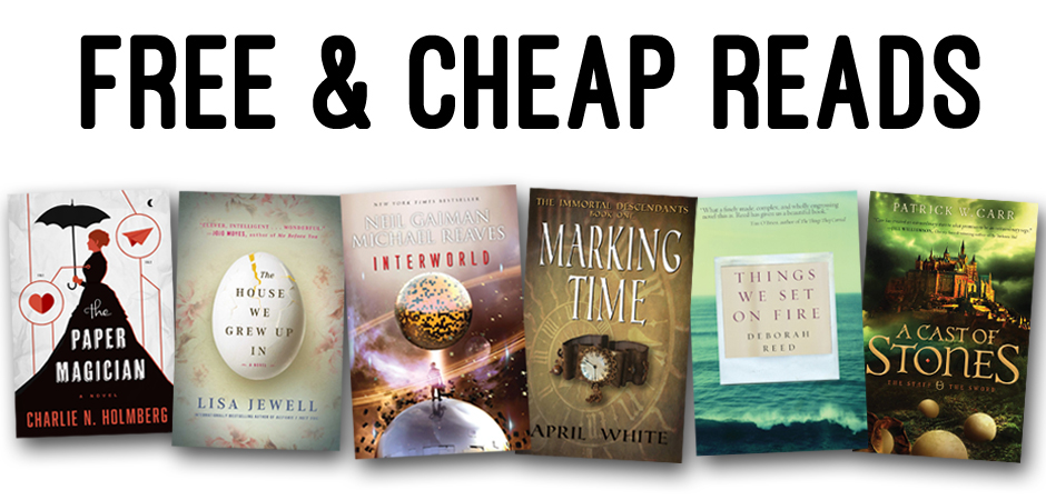 Free & Cheap Reads 5_26_15