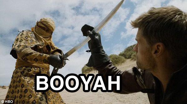 Game of Thrones 5x04 Jaime