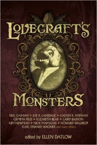 3 Lovecrafts Monsters by Neil Gaiman et al