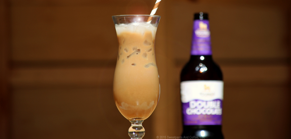 Cocktail Corner | Chocolate Stout Egg Cream