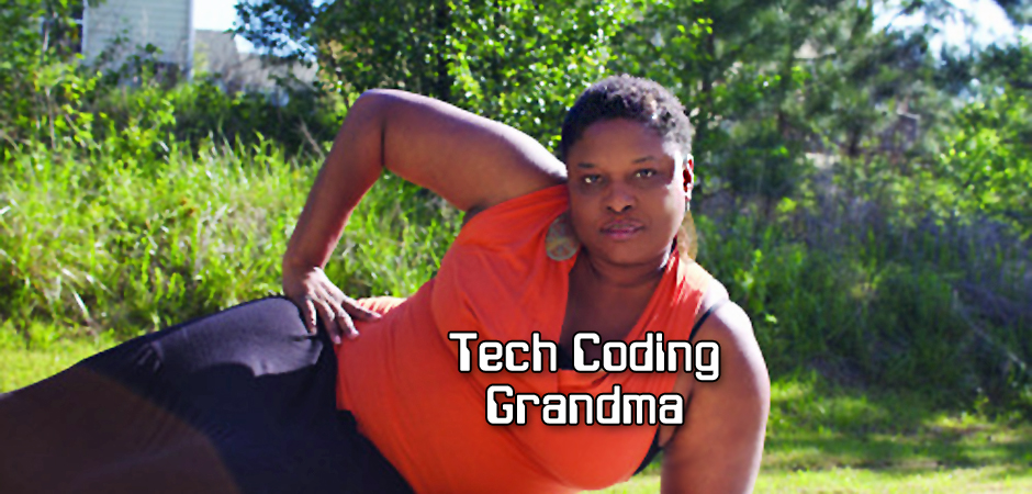 Purple Pocketbook App Tech Coding Grandma