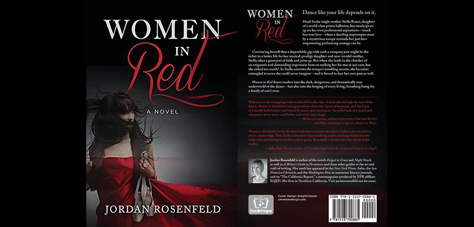 Women In Red by Jordan Rosenfeld