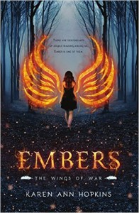 Embers by Karen Ann Hopkins