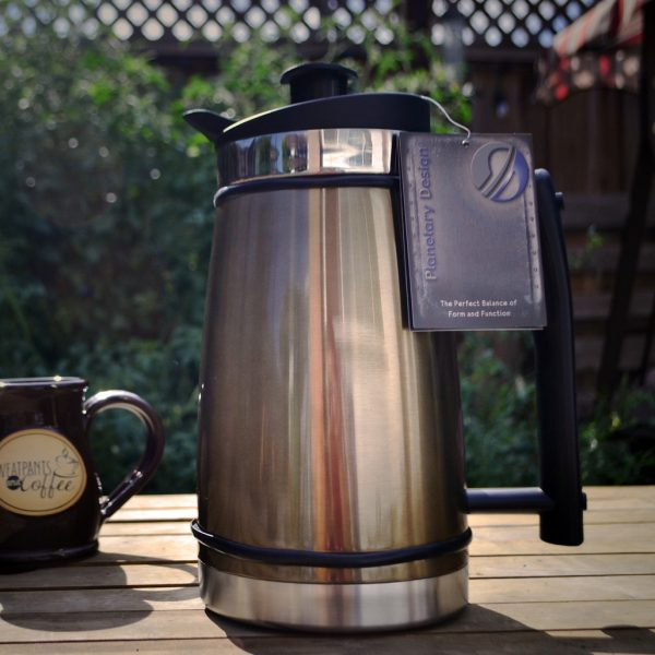 Review Giveaway Planetary Design Table Top French Press
