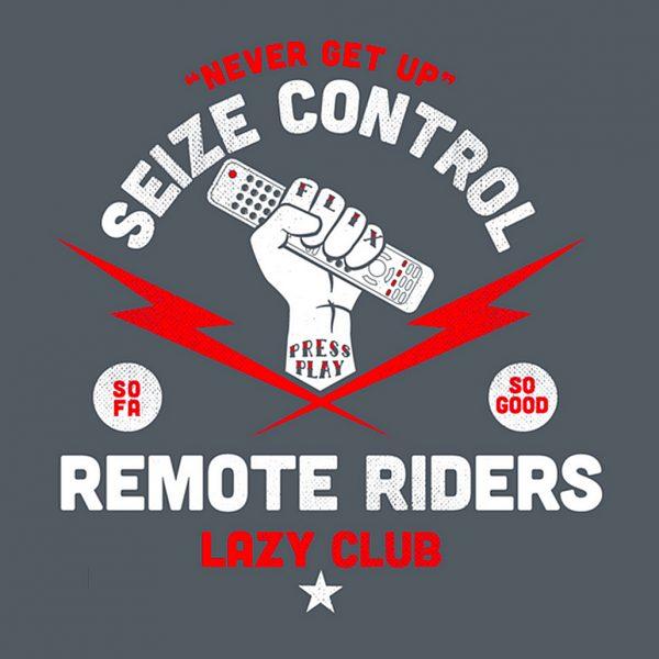 Lazy Club Remote Riders
