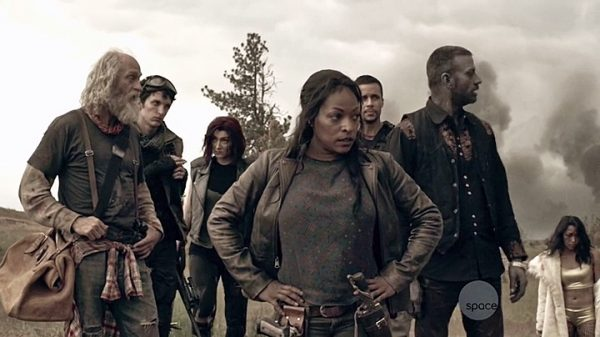 1 Z Nation Season Two Episode Three S2E3 Zombie Road Warren Vasquez 10K Addy Doc Cassandra Murphy