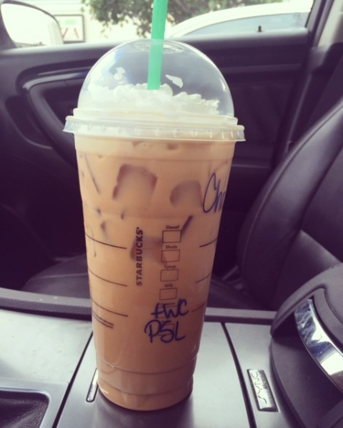 10) Starbucks PSL