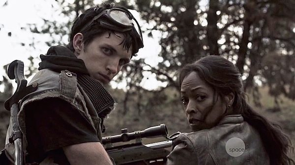 9 Z Nation Season Two Episode Three S2E3 Zombie Road Nat Zang 10 K 10K Warren Kellita Smith