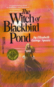 compassion in the witch of blackbird One example of irony in the witch of blackbird pond is that the puritans left england to have religious freedoms in the colonies.