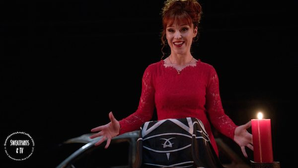 1 Supernatural SPN Season Eleven Episode Three S11E3 The Bad Seed Rowena Ruth Connell