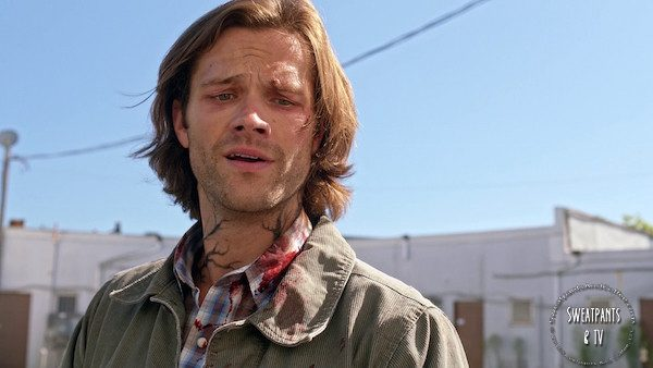 1-Supernatural-SPN-Season-Eleven-Episode-Two-S11E2-Form-and-Void-Sam-Winchester-Jared-Padalecki-Infected-600x338_