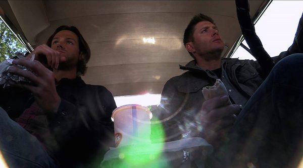 10 Supernatural SPN Season Eleven Episode Four S11E4 Baby Impala Jensen Ackles Dean Winchester Jared Padalecki Sam