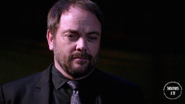 13 Supernatural SPN Season Eleven Episode Three S11E3 The Bad Seed Crowley Mark Sheppard