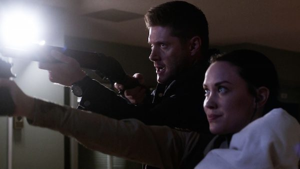 14 Supernatural SPN Season Eleven Episode One S11E1 Out of the Darkness Into the Fire