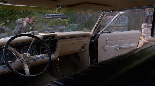 17 Supernatural SPN Season Eleven Episode Four S11E4 Baby Impala Jensen Ackles Dean Winchester Ghoulpire Werepire