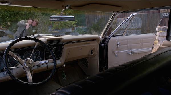 Supernatural Death Car