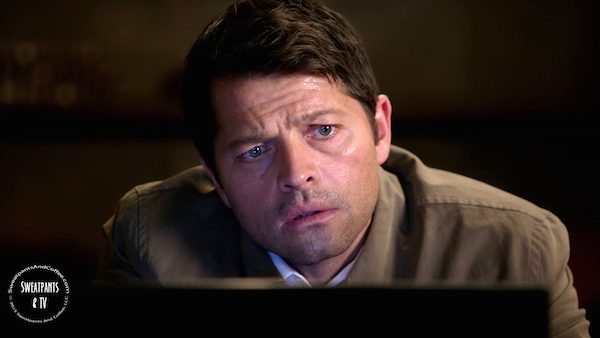 18 Supernatural SPN Season Eleven Episode Three S11E3 The Bad Seed Castiel Misha Collins