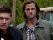 1a Supernatural SPN Season Eleven Episode One S11E1 Out of the Darkness Into the Fire Featured Jensen Ackles Jared Padalecki Sam Dean Winchester