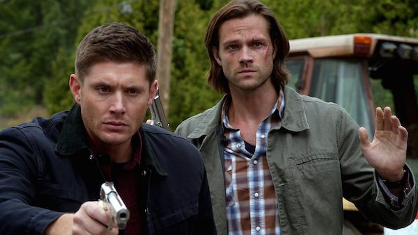 1a Supernatural SPN Season Eleven Episode One S11E1 Out of the Darkness Into the Fire Jensen Ackles Jared Padalecki Sam Dean Winchester