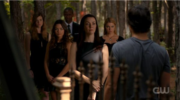 2 - Sweatpants & TV _ The Vampire Diaries 7×02 – Never Let Me Go