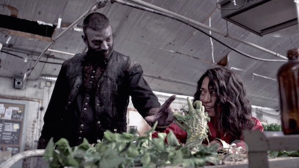 2 Z Nation Season Two Episode Four S2E4 Batch 47 Murphy Cassandra Pisay Pao Keith Allan Phytozombie
