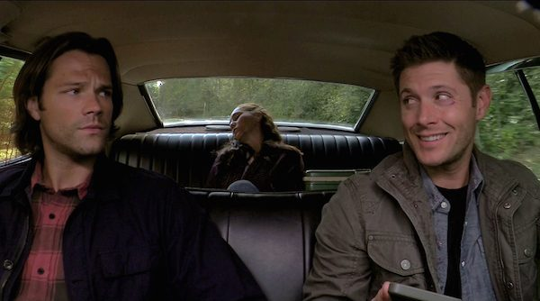 20 Supernatural SPN Season Eleven Episode Four S11E4 Baby Impala Jensen Ackles Dean Winchester Jared Padalecki Sam