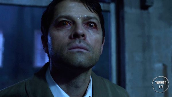 20 Supernatural SPN Season Eleven Episode Three S11E3 The Bad Seed Castiel Misha Collins