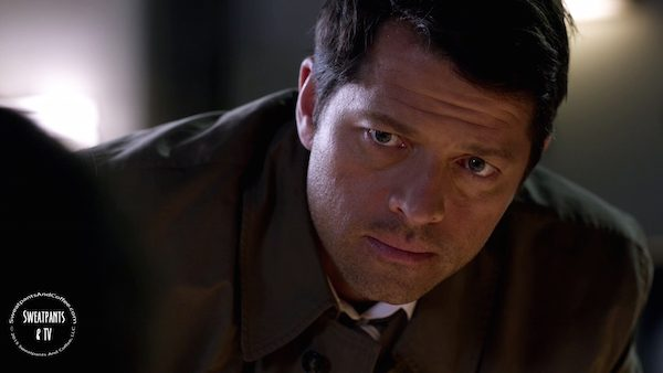 22 Supernatural SPN Season Eleven Episode Three S11E3 The Bad Seed Castiel Misha Collins