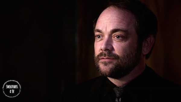24 Supernatural SPN Season Eleven Episode Three S11E3 The Bad Seed Crowley Mark Sheppard