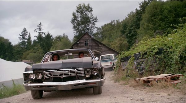 26 Supernatural SPN Season Eleven Episode Four S11E4 Baby Impala Jensen Ackles Dean Winchester Jared Padalecki Sam