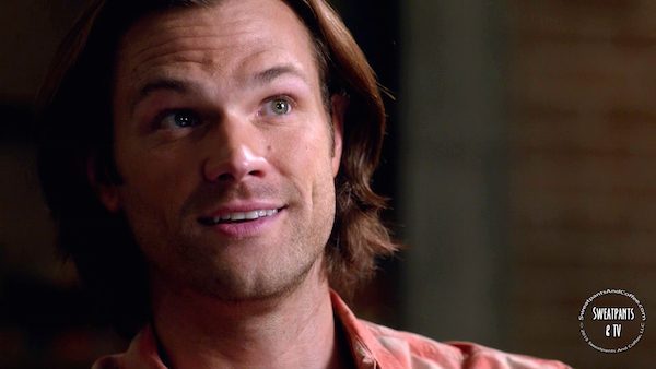 4 Supernatural SPN Season Eleven Episode Three S11E3 The Bad Seed Sam Winchester Jared Padalecki