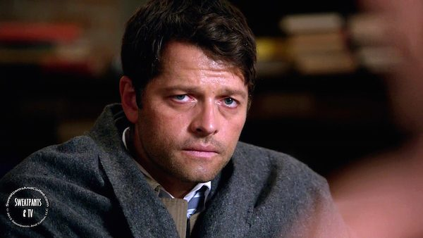 5 Supernatural SPN Season Eleven Episode Three S11E3 The Bad Seed Castiel Misha Collins