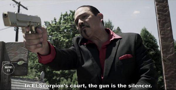 7 Z Nation Season Two Episode Seven S2E7 Down the Mississippi Escorpion Emilio Rivera