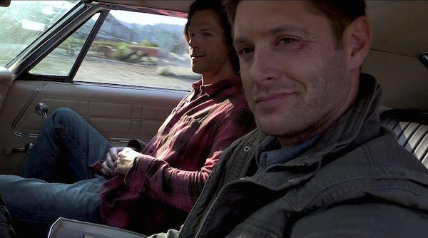 8 Supernatural SPN Season Eleven Episode Four S11E4 Baby Impala Jensen Ackles Dean Winchester Jared Padalecki Sam