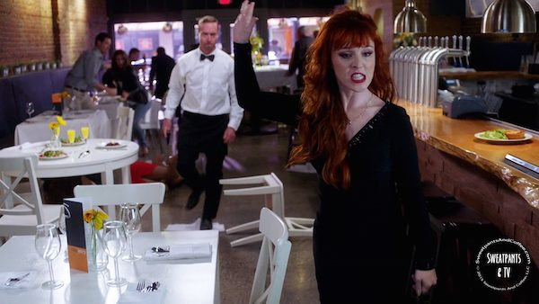8 Supernatural SPN Season Eleven Episode Three S11E3 The Bad Seed Rowena Ruth Connell