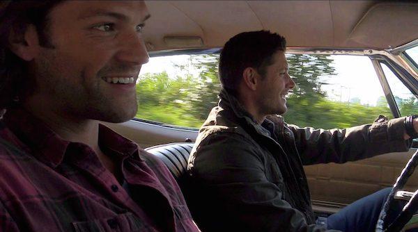 9 Supernatural SPN Season Eleven Episode Four S11E4 Baby Impala Jensen Ackles Dean Winchester Jared Padalecki Sam