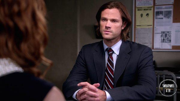 9 Supernatural SPN Season Eleven Episode Three S11E3 The Bad Seed Sam Winchester Jared Padalecki