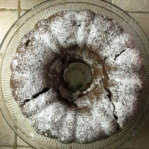 Apple Spice Cake 11