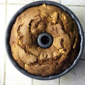 Apple Spice Cake 8