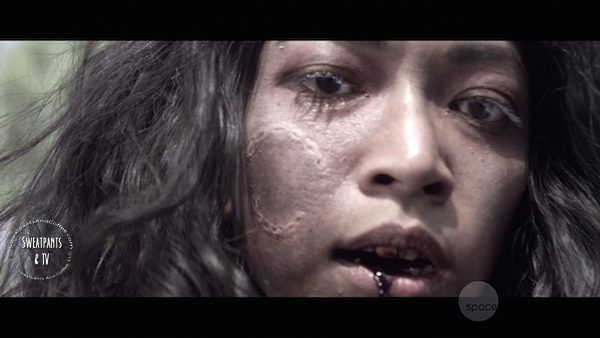 Z Nation Season Two Episode Six S2E06 Zombie Baby Daddy Cassandra Pisay Pao Death Brown Eyes