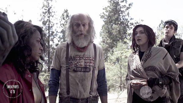 Z Nation Season Two Episode Six S2E06 Zombie Baby Daddy Cassandra Doc Addy 10K