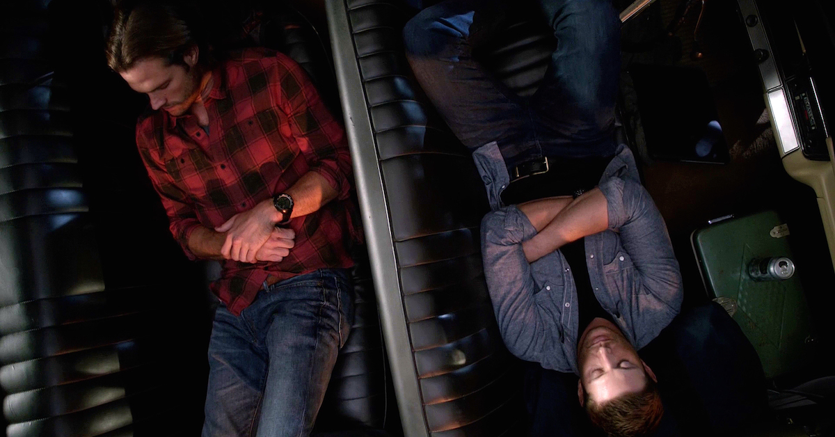10 Great Moments from Supernatural Season 11, Episode 4 | Baby