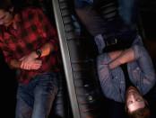 FI 15 Supernatural SPN Season Eleven Episode Four S11E4 Baby Impala Jensen Ackles Dean Winchester Jared Padalecki Sam Sleeping