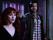 FI Supernatural SPN Season Eleven Episode Three S11E3 The Bad Seed Sam Winchester Jared Padalecki Rowena Ruth Connell_edited-1