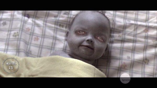 Z Nation Season Two Episode Six S2E06 Zombie Baby Daddy Zombaby Lucy