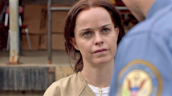 OITNB Taryn Manning as Pennsatucky