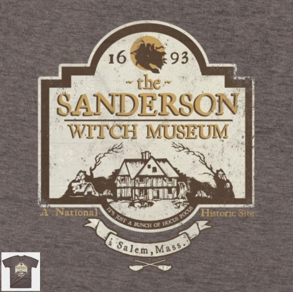 The Sanderson Witch Museum