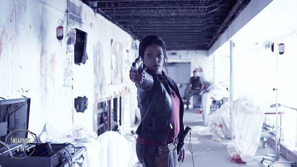 Z Nation Season Two Episode Six S2E06 Zombie Baby Daddy Roberta Warren Kelitta Smith