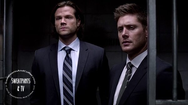 1 Supernatural SPN Season Eleven Episode Six S11E6 Our Little World